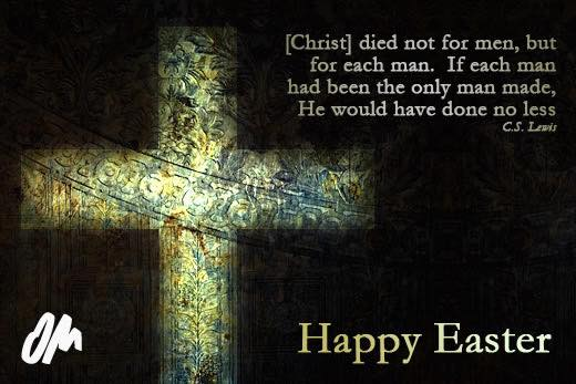 CSLewis Easter