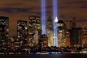 """Tribute in Light"" memorial"